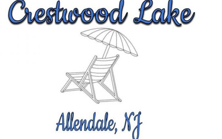 Crestwood Lake Logo
