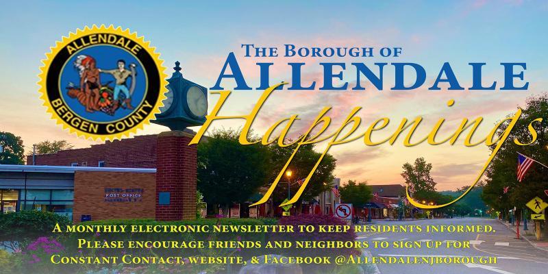 Allendale Happenings Newsletter
